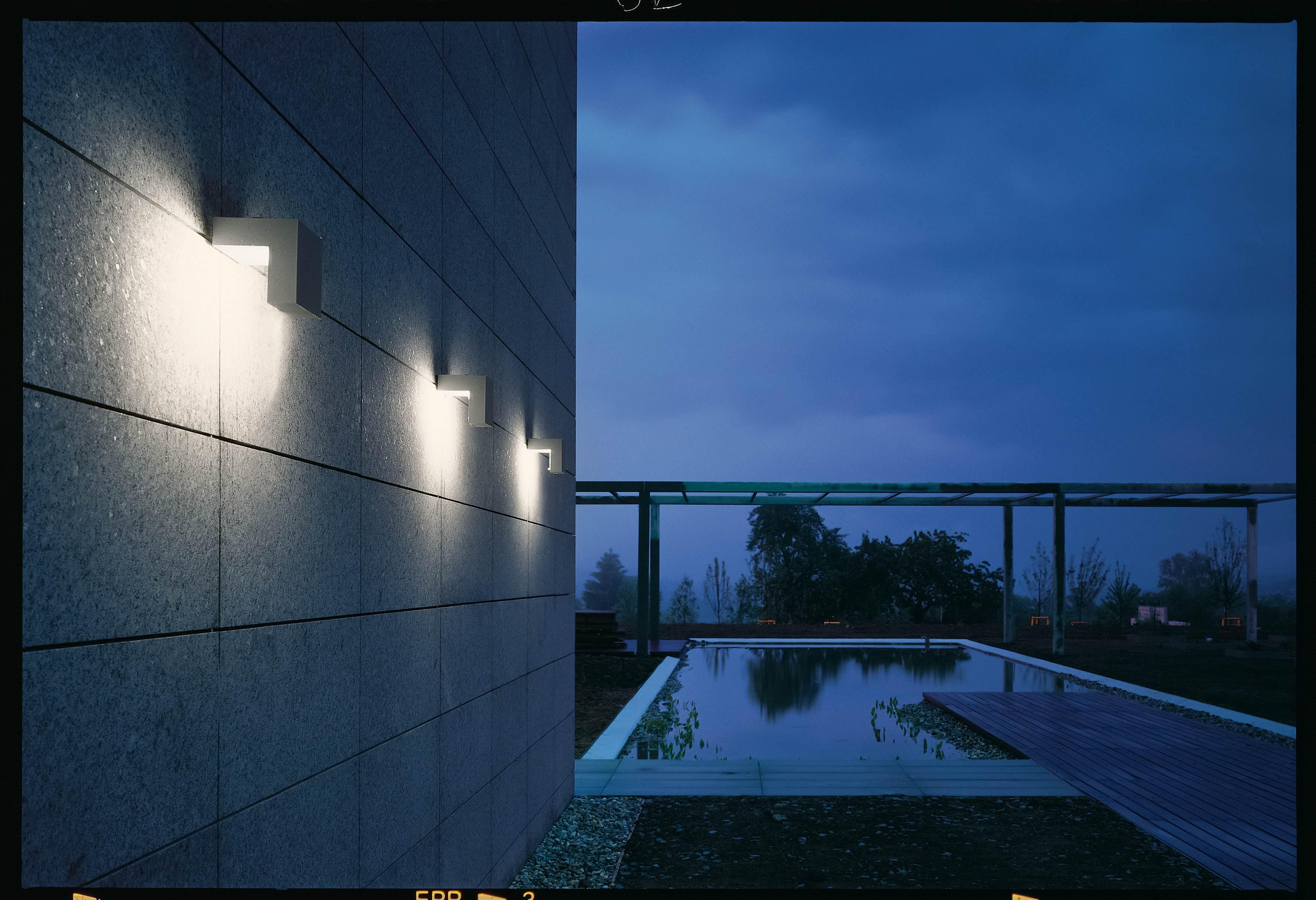 Led per giardini e aree verdi luce e design