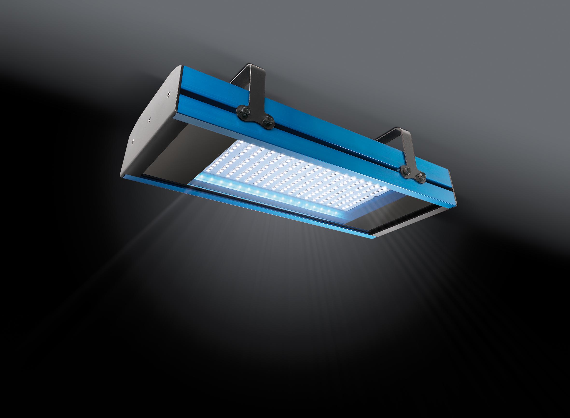 Lampade led design : Luce led per l'industria - e design