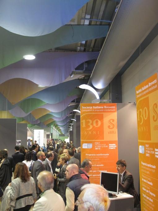 Salone della Proprietà Industriale, presso il Centro Congressi Palacassa, Fiere di Parma