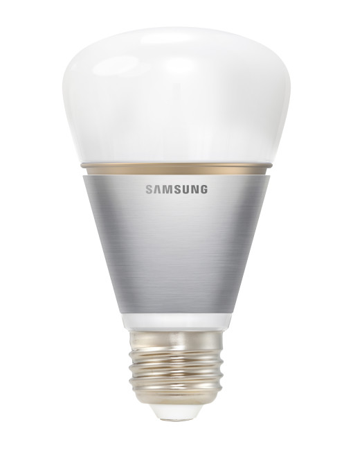 La lampada Samsung CCT Tunable Smart bulb