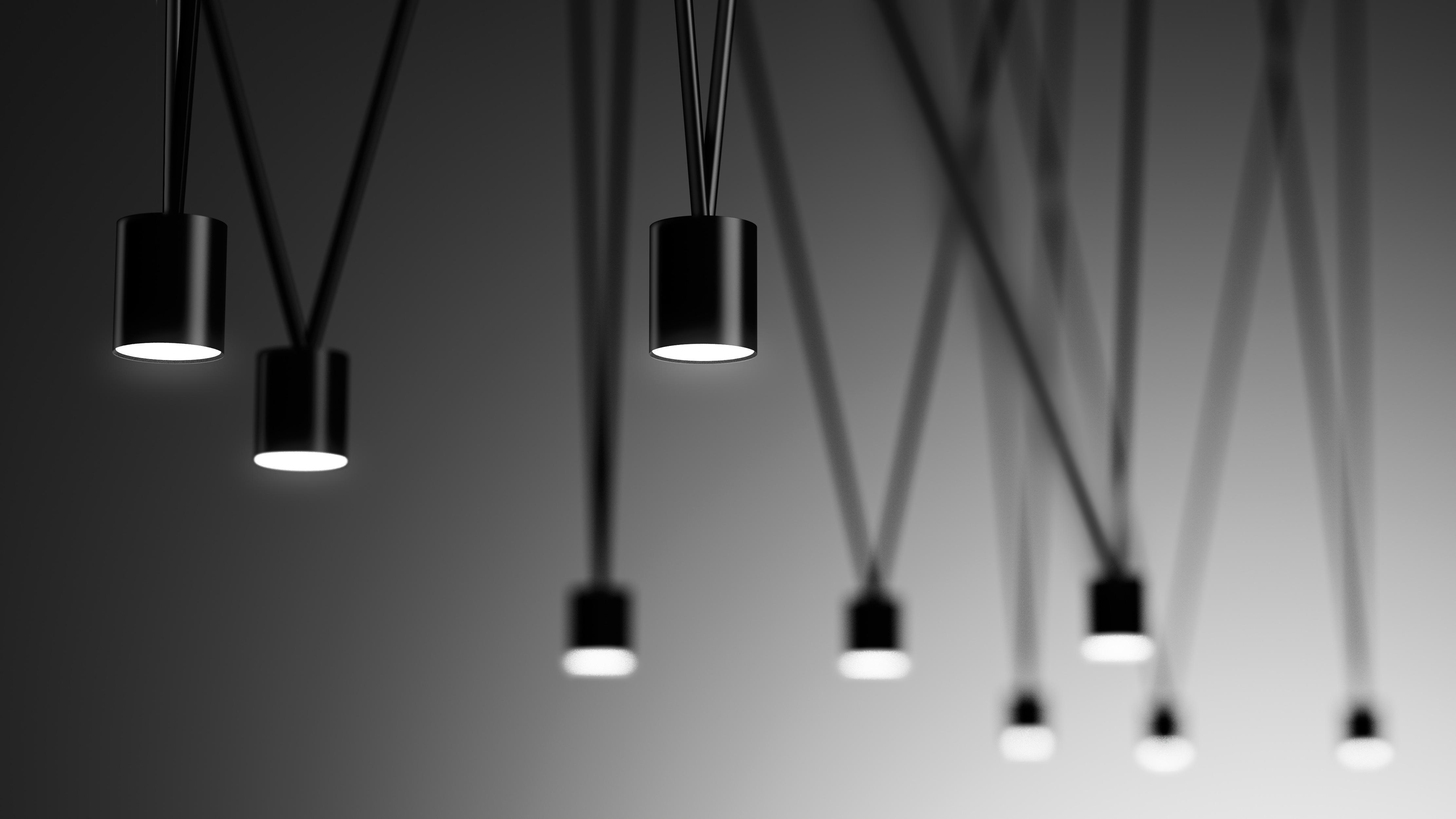 Lampade A Sospensione Design : Le nuove sfide della forma luce e design