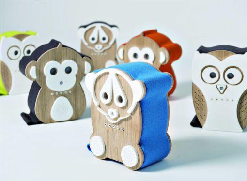 """""""Illuminasogni"""" è la lampada giocattolo per bambini progettata per BABAU LAB (2014) (cortesia: Edoardo Colzani Design Studio)"""