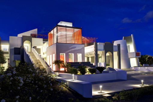Residence Dar Il-Hannin, Santa Venera, Malta – Vista generale dell'insieme (Cortesia L&L Luce&Light )
