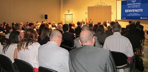 Salone della Proprietà Industriale: due immagini dell' edizione dello scorso anno (cortesia: Senaf)