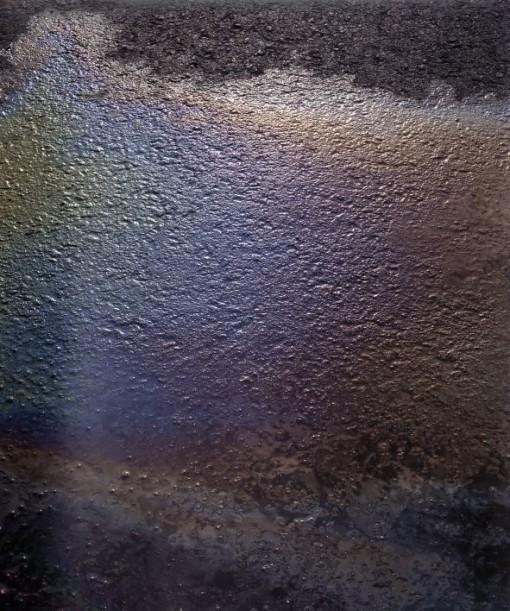 """""""Oil Spill"""" (2011), dalla serie 'Visible Light' (courtesy: Alexander Harding)"""