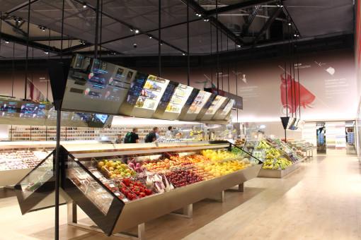 Altra immagine del Supermercato del Futuro (Expo 2015)