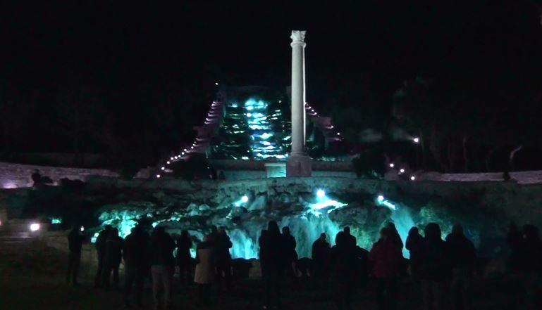 Cascata monumentale S.maria di Leuca (BA)