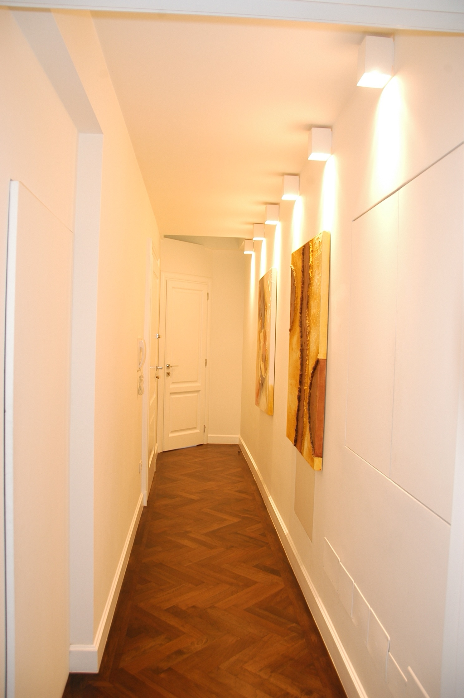 Ottimizzare una residenza privata luce e design for Apparecchi di illuminazione per bungalow