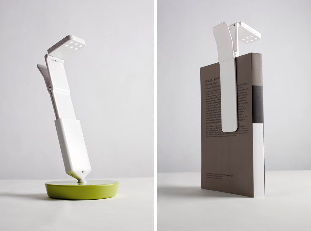 La miniaturizzazione delle fonti luminose e i nuovi for Oggetti di design per la casa on line
