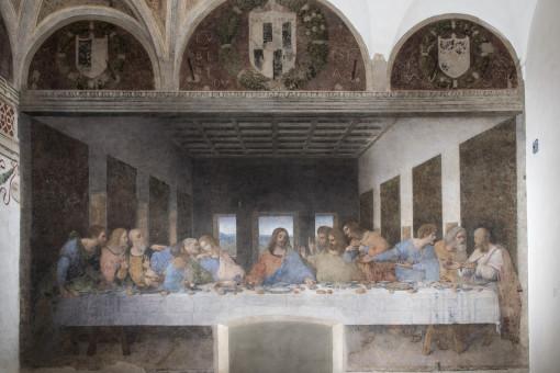 """Leonardo da Vinci, """"Ultima Cena"""""""