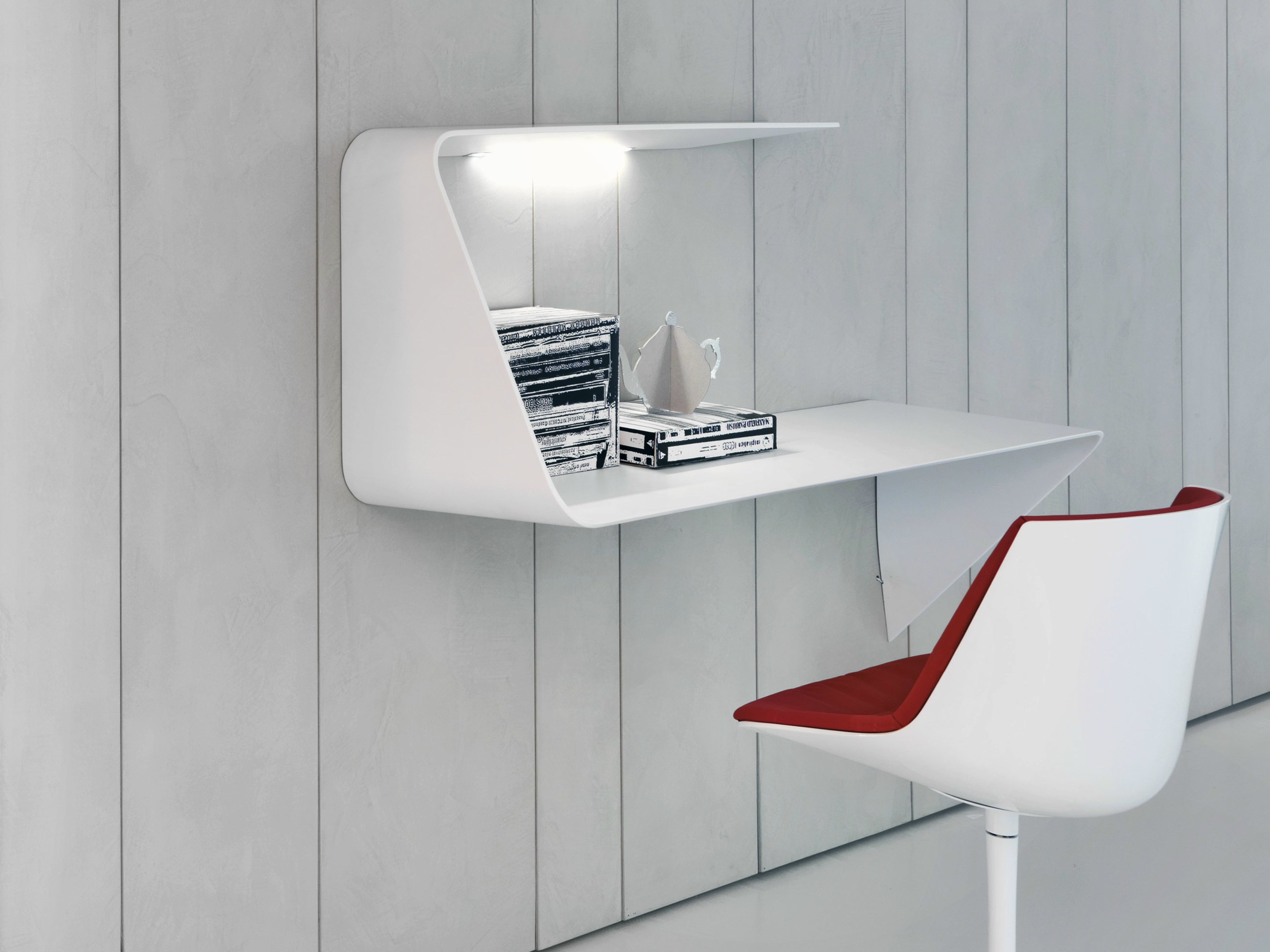 La miniaturizzazione delle fonti luminose e i nuovi oggetti luce e design - Mdf italia ...