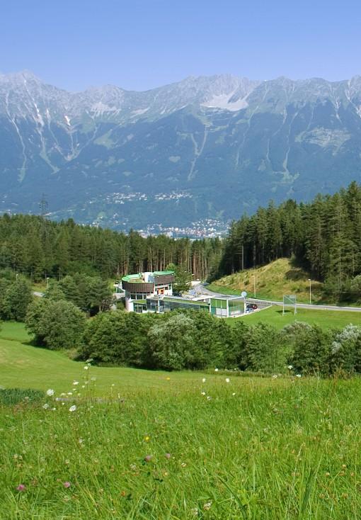 Il Bartenbach LichtLabor, la sede di Aldrans – Tirolo, Austria (courtesy photo: Bartenbach LichtLabor)