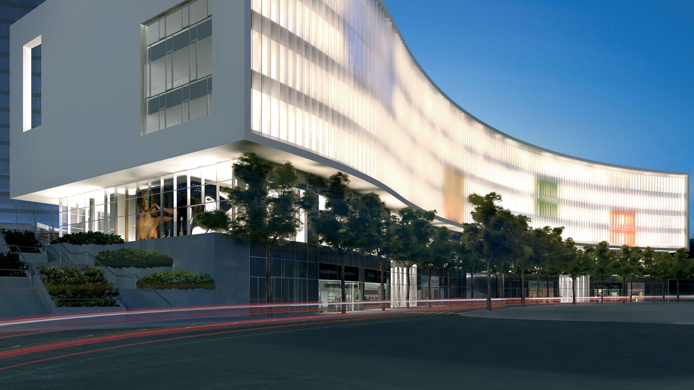 Lampade Per Ufficio Milano : Figura l edificio a porta nuova milano luce e design