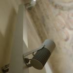 uno dei proiettori a luce LED da 40 W (cortesia: Artemide)