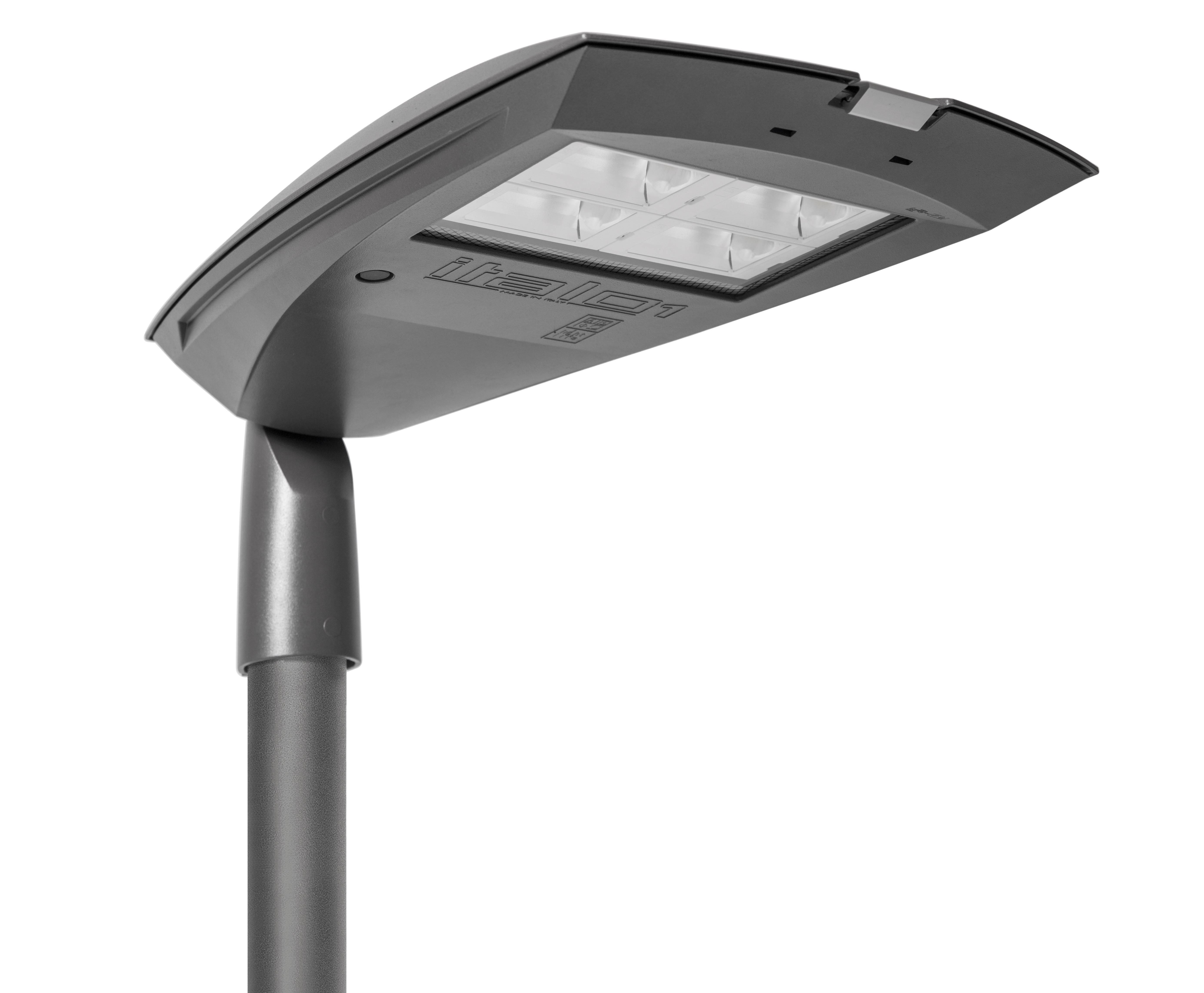 Soffitto Scuro Abbassa: Illuminazione moderna per esterni valastro lithing.