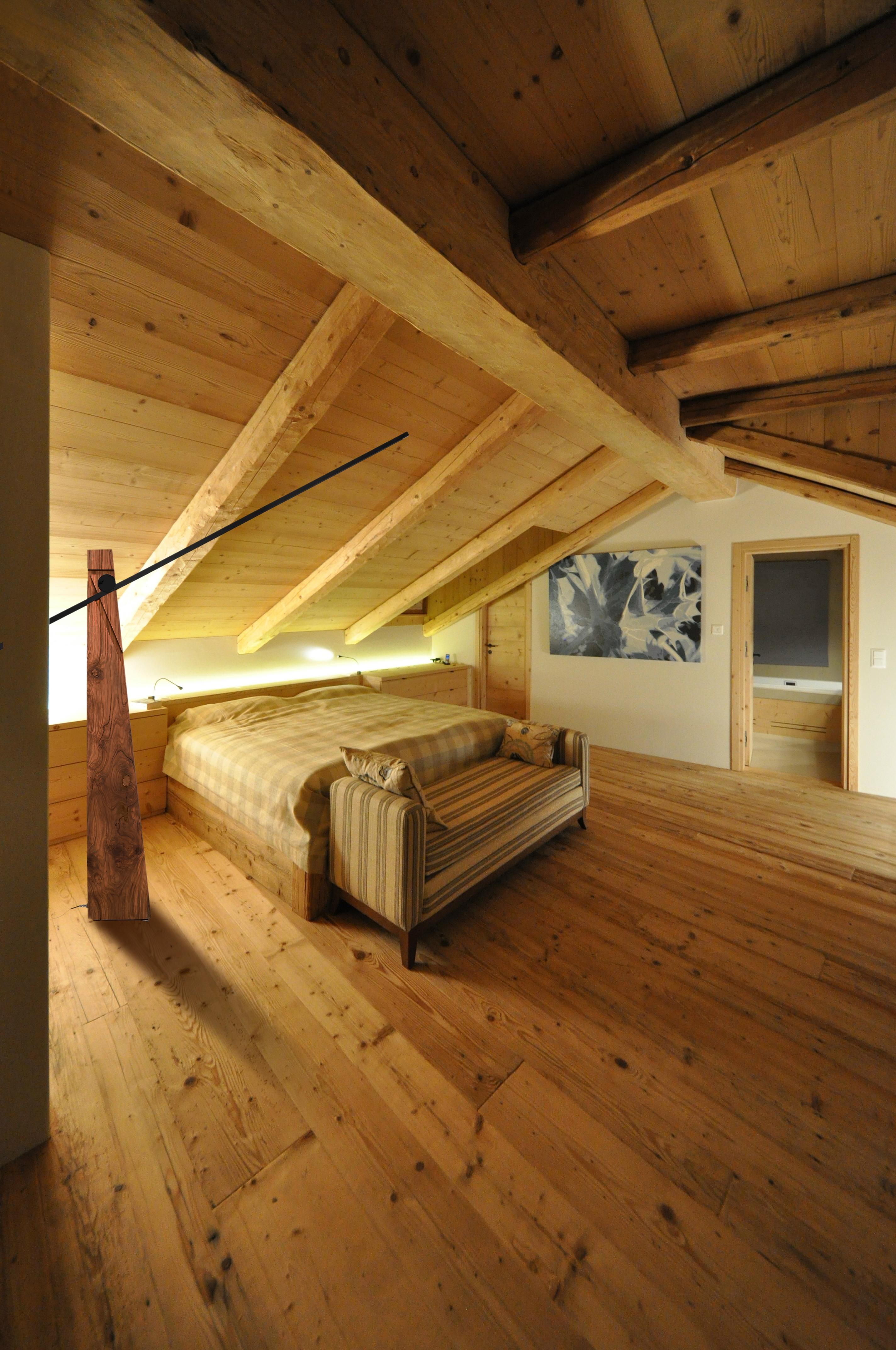 Illuminazione casa in legno ~ idee di design nella vostra casa