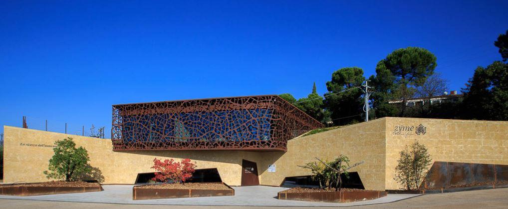 Cantina z m memoria e architettura sostenibile luce e for Case di architettura e design