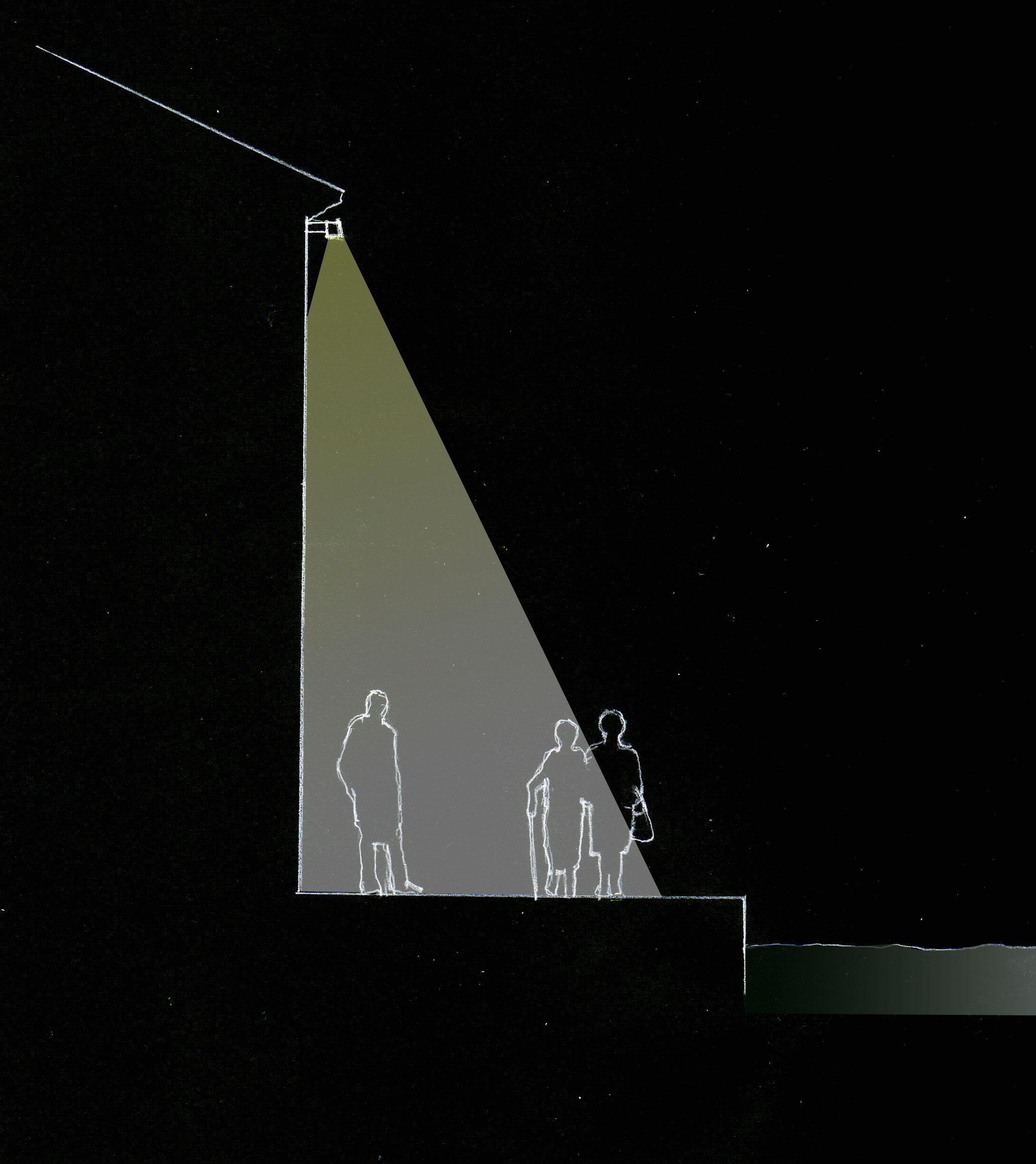Prospetti in scena nella citt antica luce e design for Nuovo design del paesaggio inghilterra