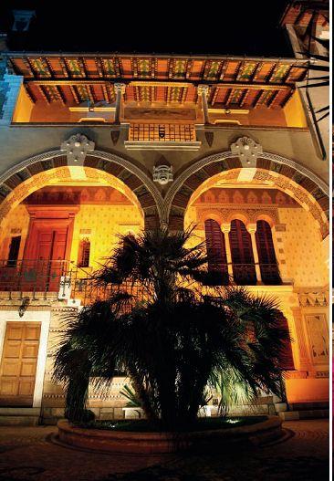 Eclettico romano luce e design for Sinonimo di secondo