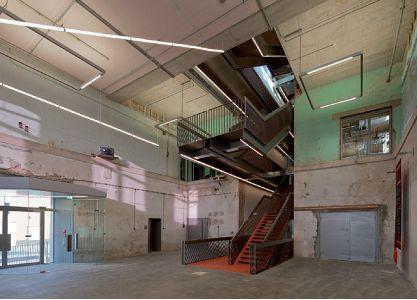 Illuminazione interni edifici storici powrgard