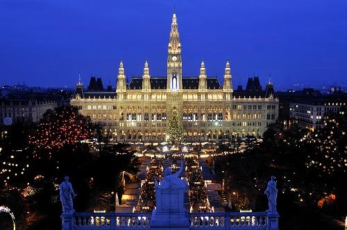 Top Ten Smart Cities 2015 winner: Vienna