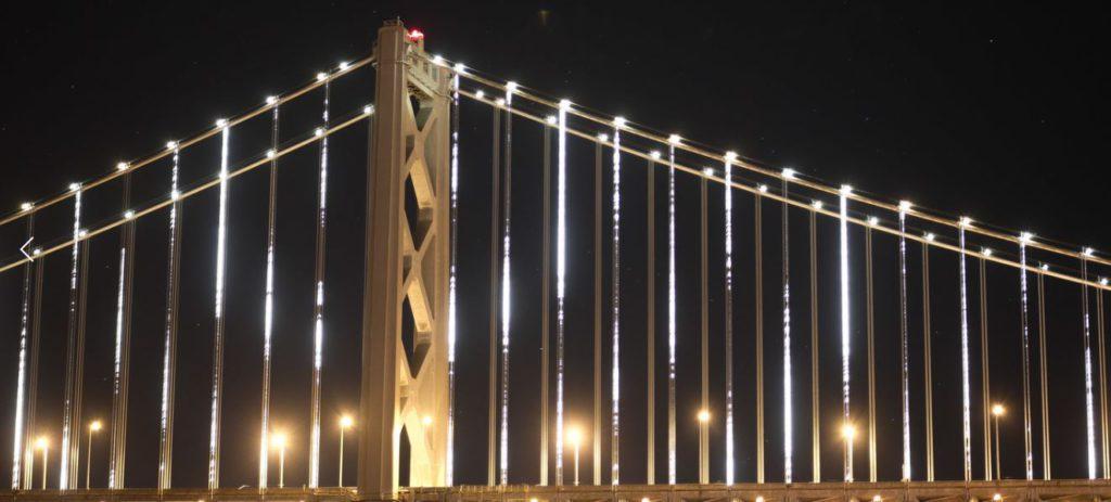 Dettaglio del nuovo sistema di illuminazione