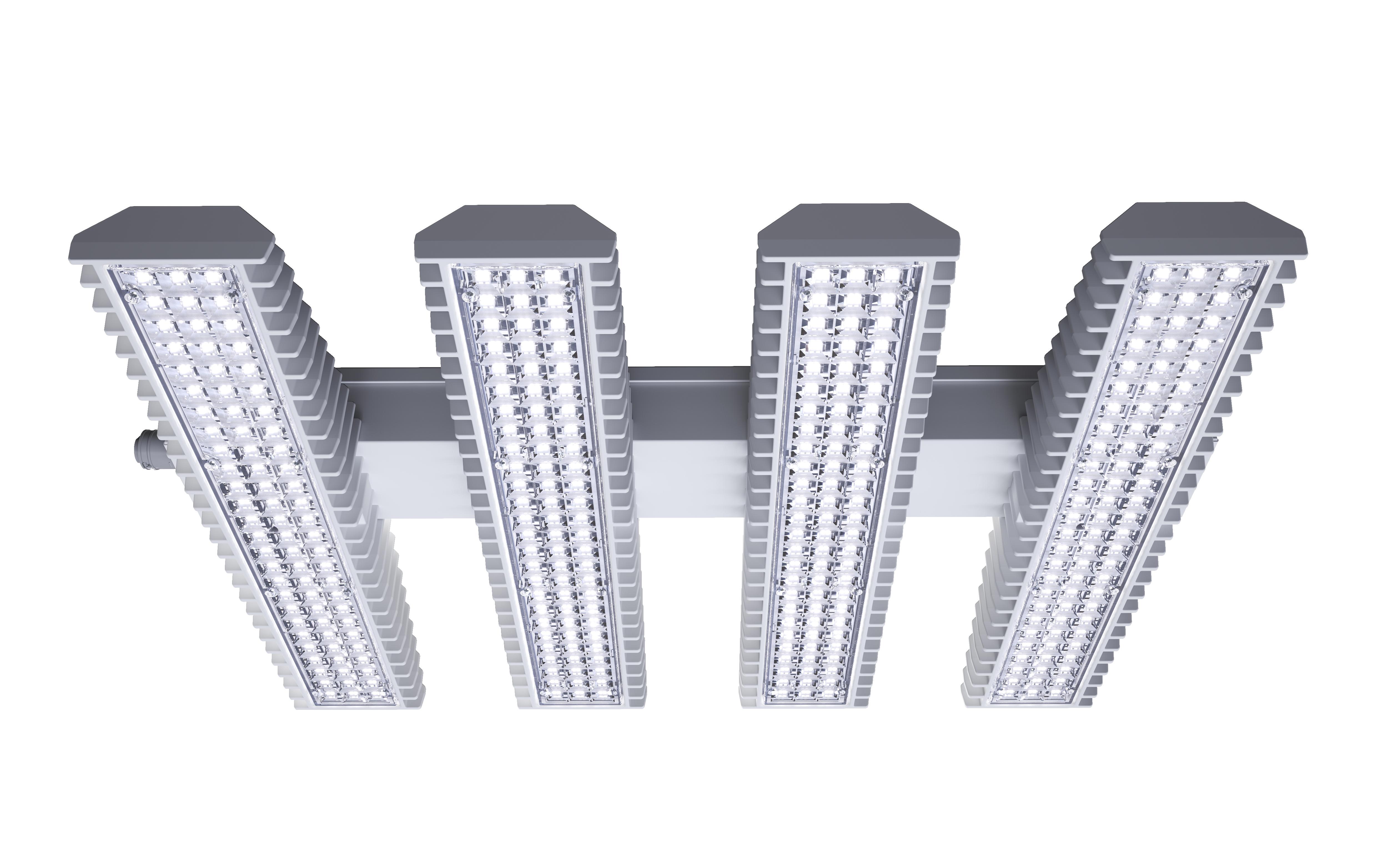 Un nuovo concetto di high bay a led luce e design for Concetto di design moderno bungalow