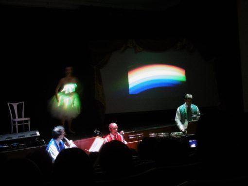 """) """"Operina della Luce"""". I musicisti (cortesia foto: R. Villa)"""
