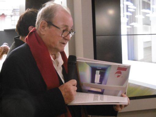 Ernesto Gismondi (cortesia foto: R. Villa)