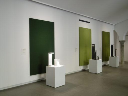 "Showroom FLOS Professional, Corso Monforte. Il sistema ""Casting"" (design Vincent van Duysen)"