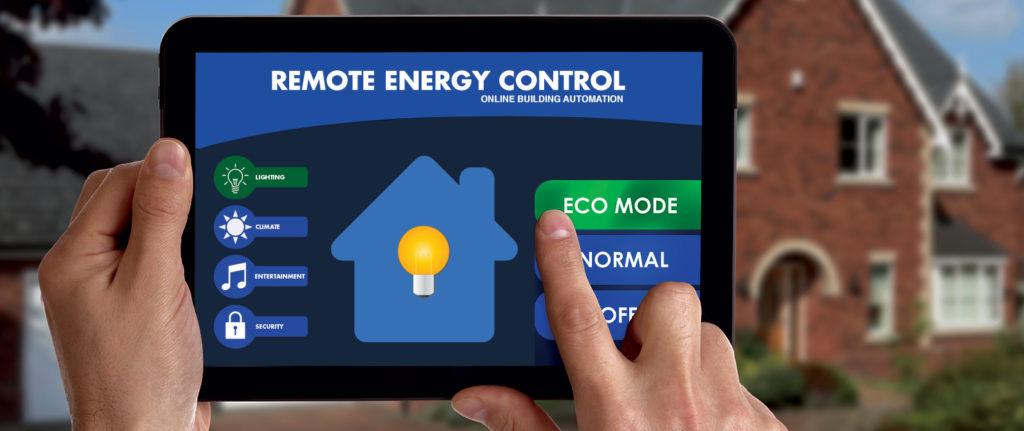 Il sistema SmartPower è gestibile anche semplicemente dal proprio device (courtesy: Rold Lighting)