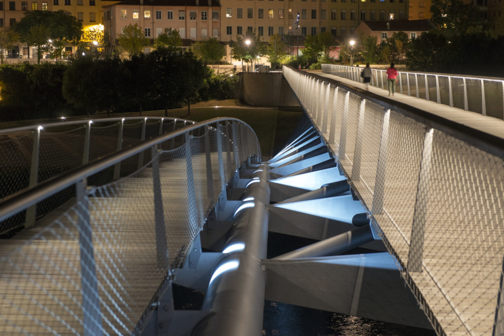 Passerelle de la Paix ©M.Djaoui City of Lyon