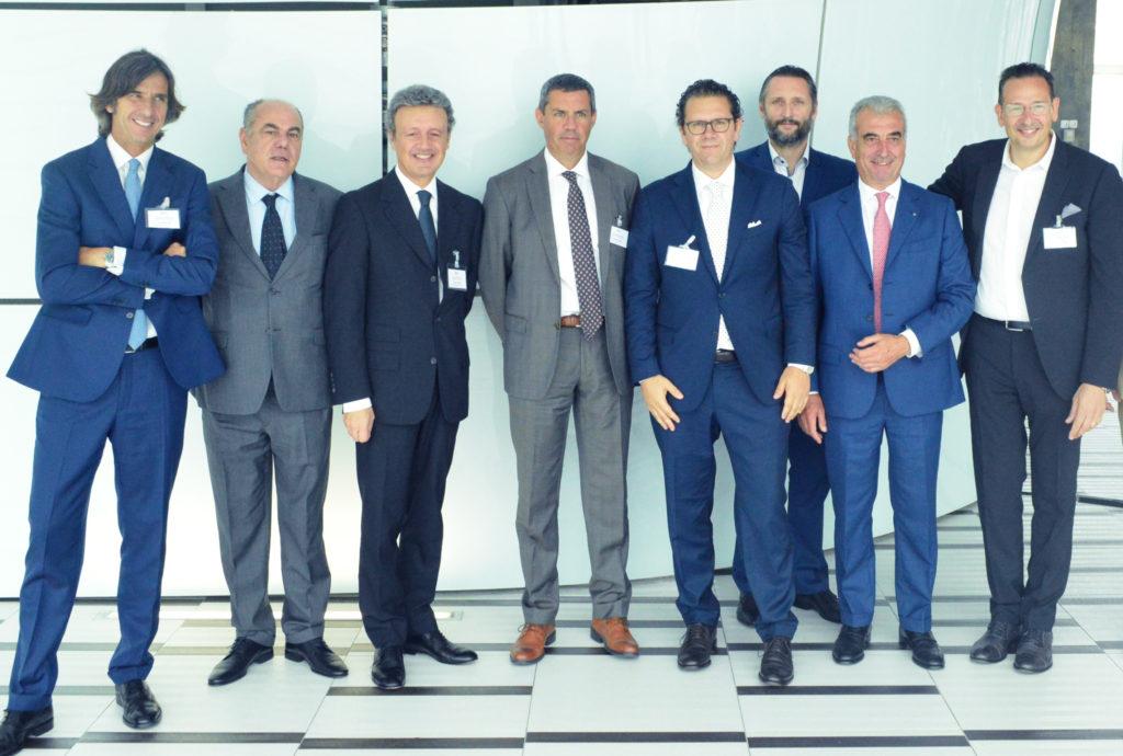 Il nuovo Consiglio Direttivo ASSIL 2016 - 2018