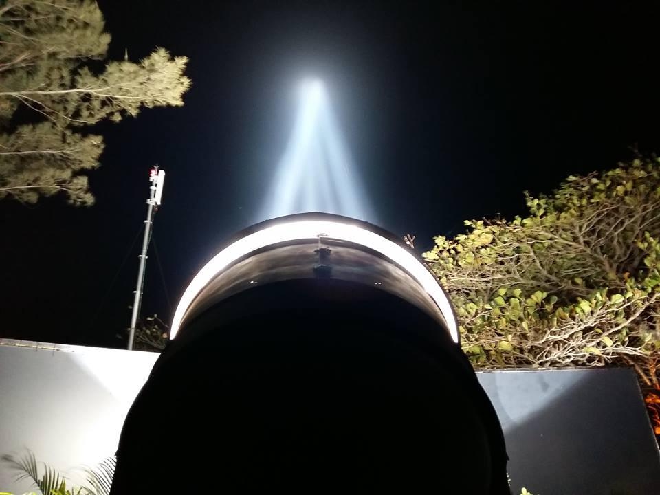 Proiettore mod. Ramses (Space Cannon)