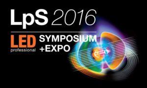 LpS 2016 – LED professional Symposium + EXPO