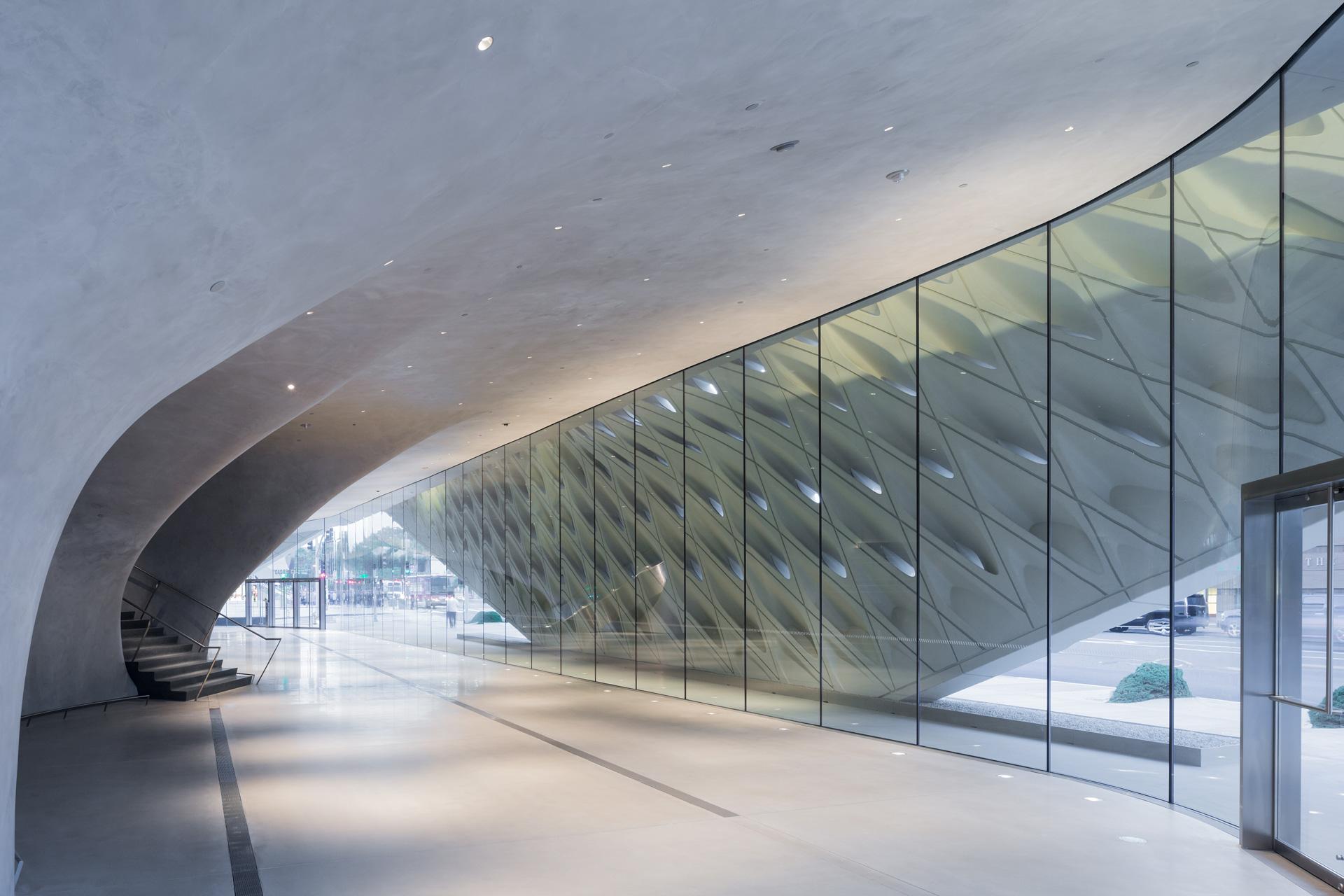 Interni del museo ( (courtesy photo: Iwan Baan)