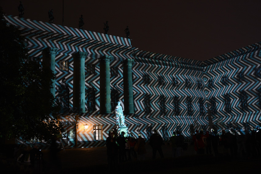 Festival of Lights 2016, Berlino (courtesy photo: Linda Paggi)
