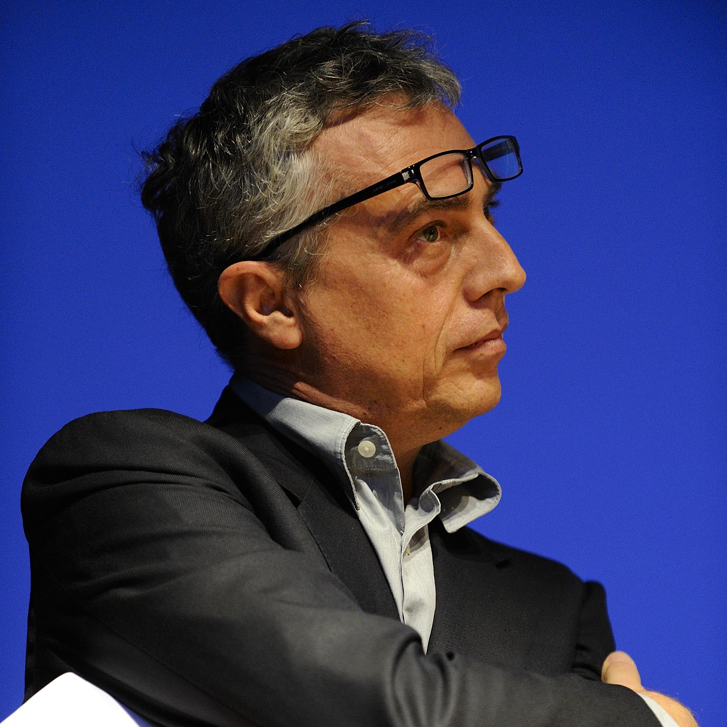 Stefano Boeri (courtesy photo: Ivan Sarfatti)