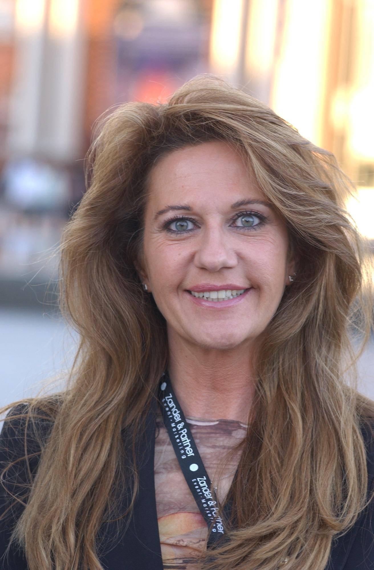 Birgit Zander, CEO Festival of Lights – Berlino