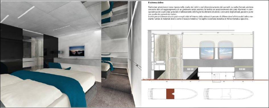 Nautica e progettazione illuminazione nello yacht design for Master architettura