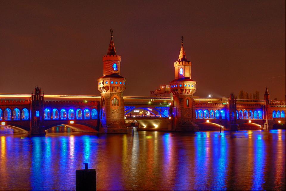 Festival of Lights, Berlino. Un'immagine dall'edizione 2012 (courtesy: Berlin – Festival of Lights)