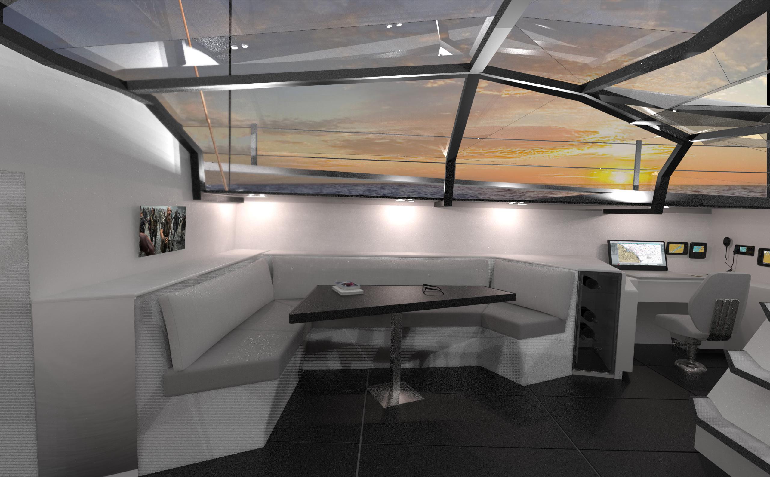 Nautica e progettazione illuminazione nello yacht design for Yacht design milano