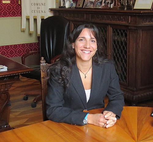 Francesca Lucchi - Assessore alla Sostenibilità Ambientale ed Europa Comune di Cesena