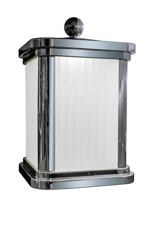 """La lanterna """"Otto Massari"""" (Collezione Otto di Cantalupi Lighting)"""