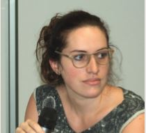 Martina Marini (FabLab, Milano) (foto: Paolo Bernardi)