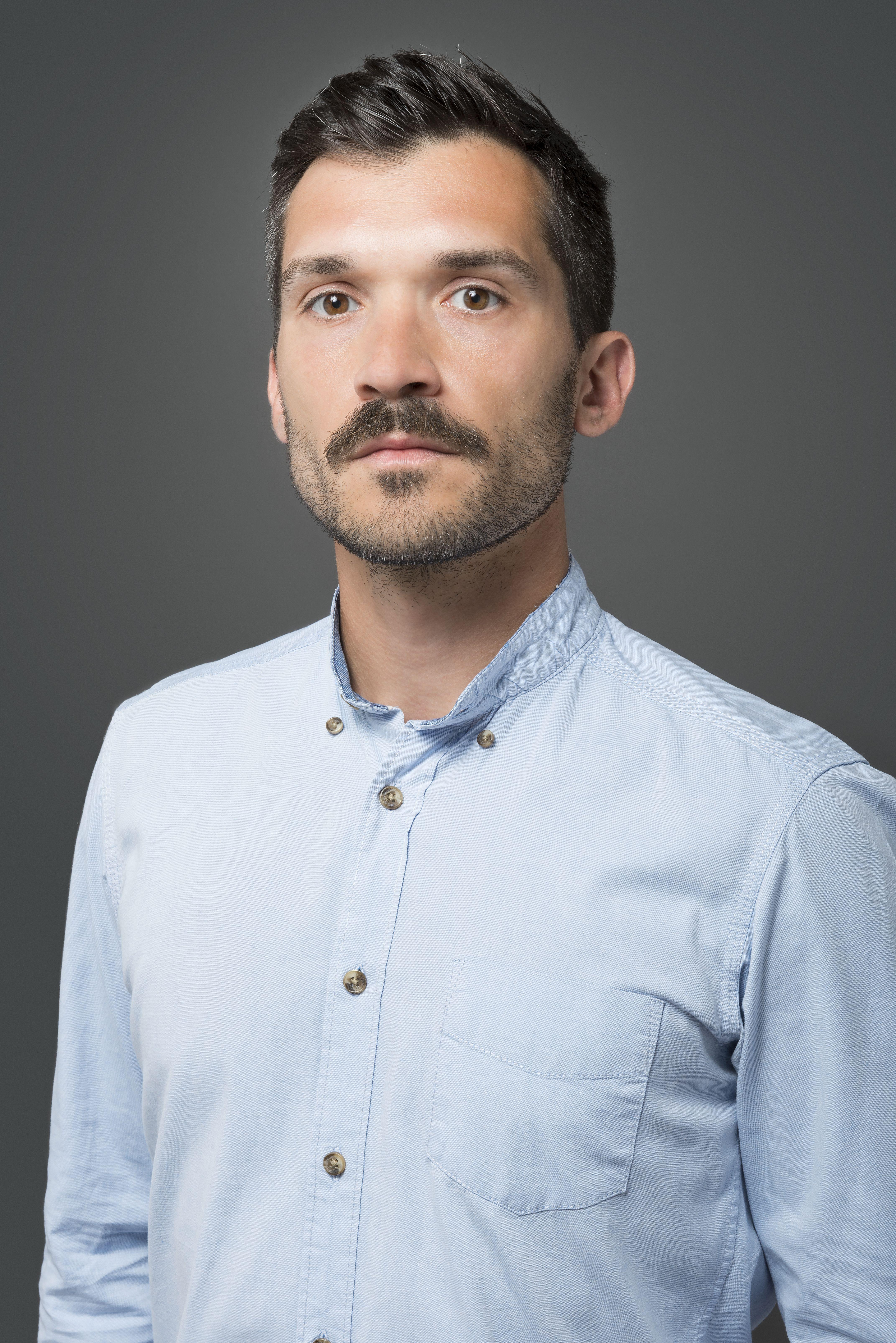 Il designer Gio Tirotto