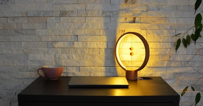 Heng Balance Lamp di Lizse Siaw