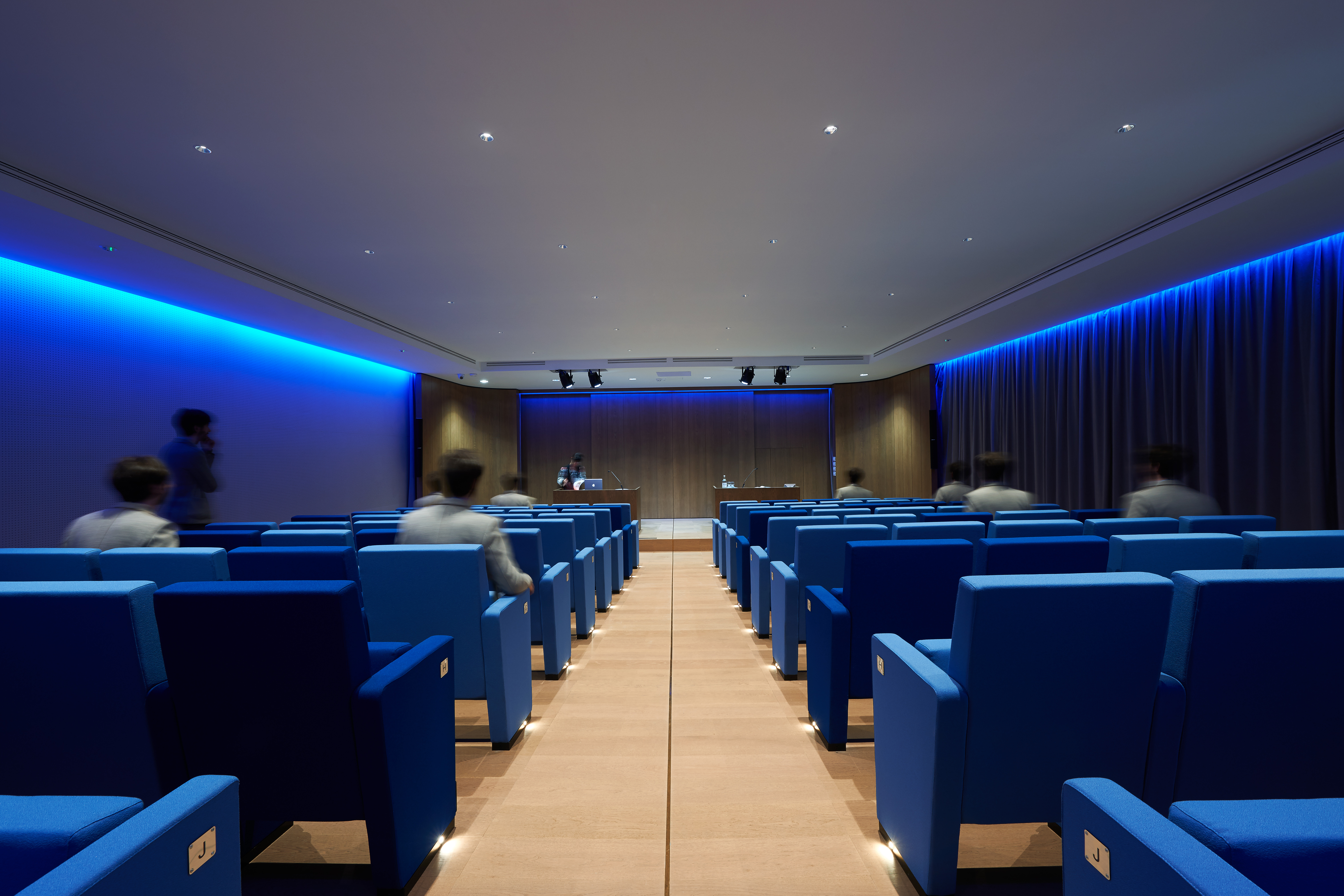 Altra immagine dell'Auditorium