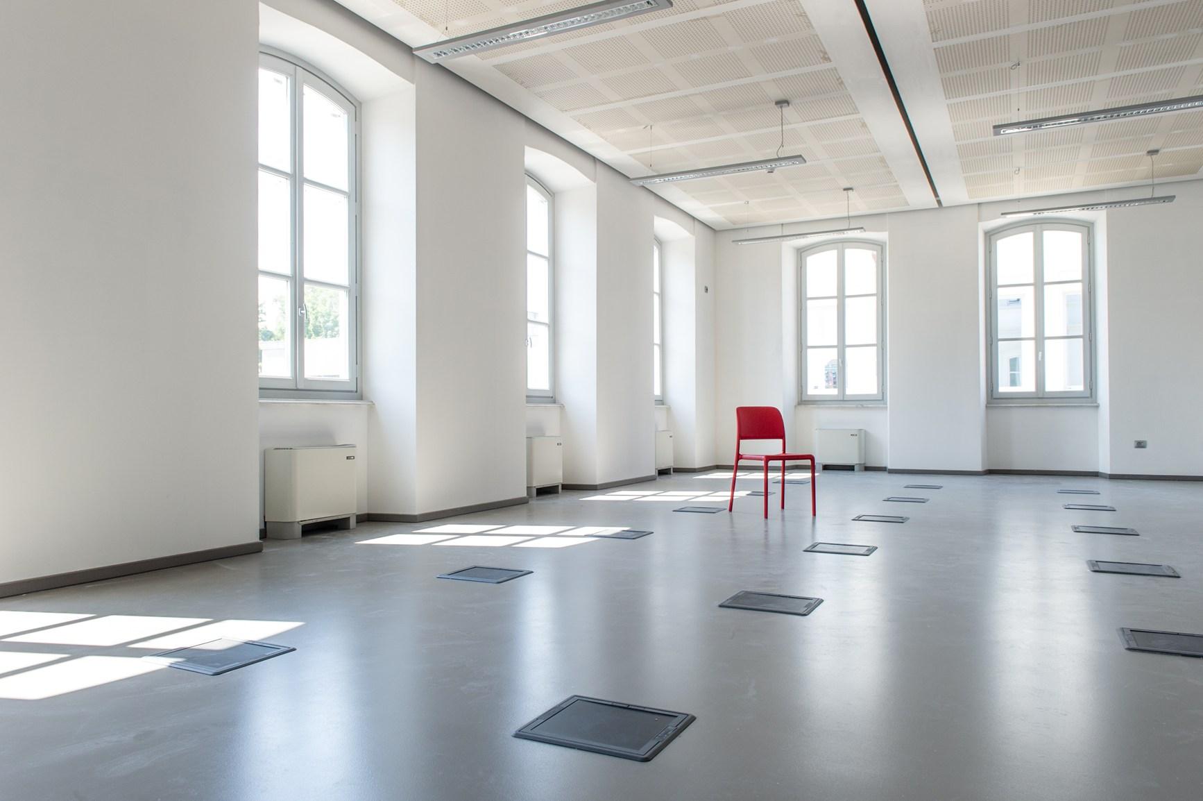 IAAD Torino. Uno dei nuovi spazi per le attività (courtesy photo: IAAD)