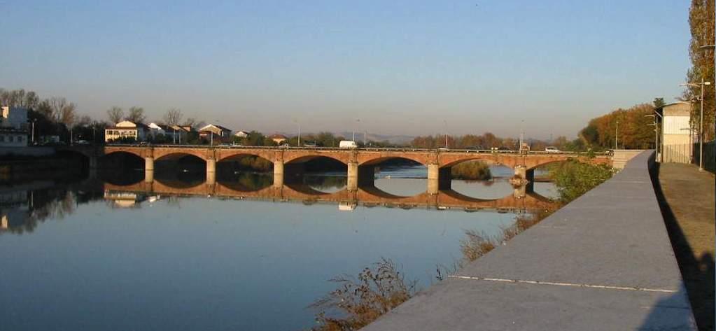 alessandria nuovo ponte cittadella un arco di luce